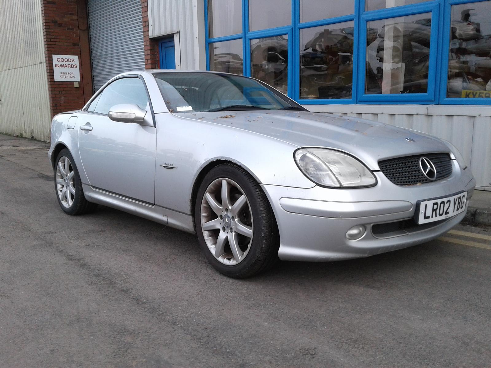 View Auto part Misc Mercedes Slk 2002