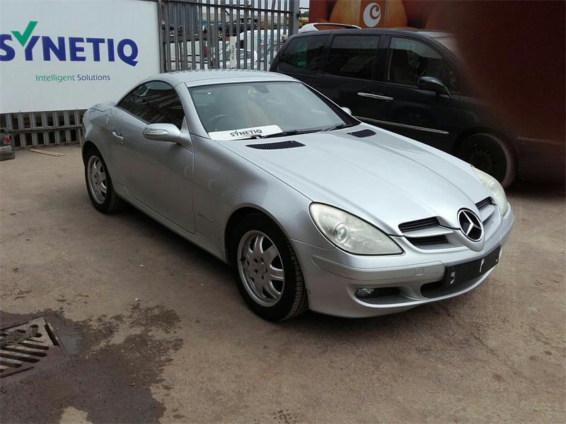View Auto part Side Skirt Mercedes Slk 2004