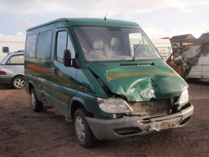 View Auto part Misc Mercedes Sprinter 2001