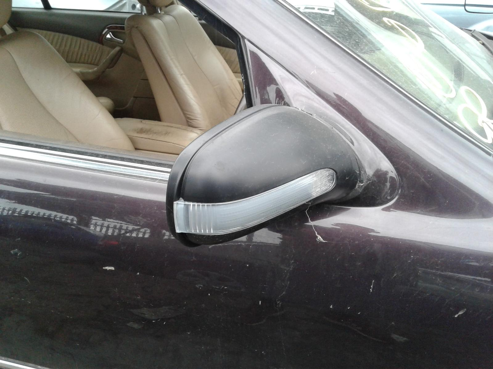 View Auto part Bootlid/Tailgate Lock Mercedes S Class 2000
