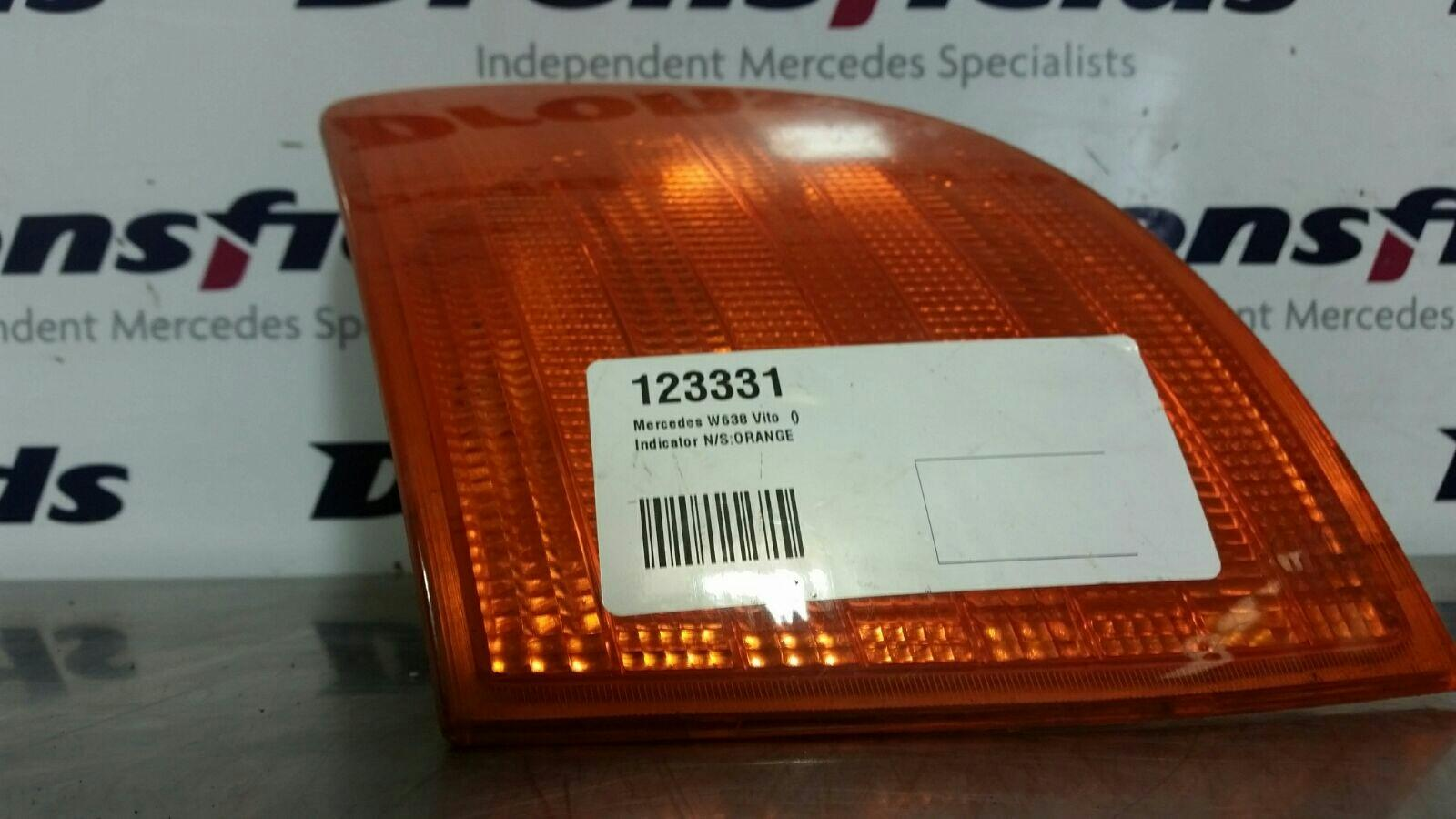 View Auto part L Indicator Light Mercedes Vito 1998