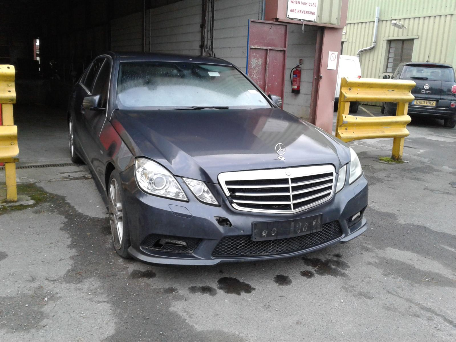 View Auto part Complete Vehicle Mercedes E Class 2009