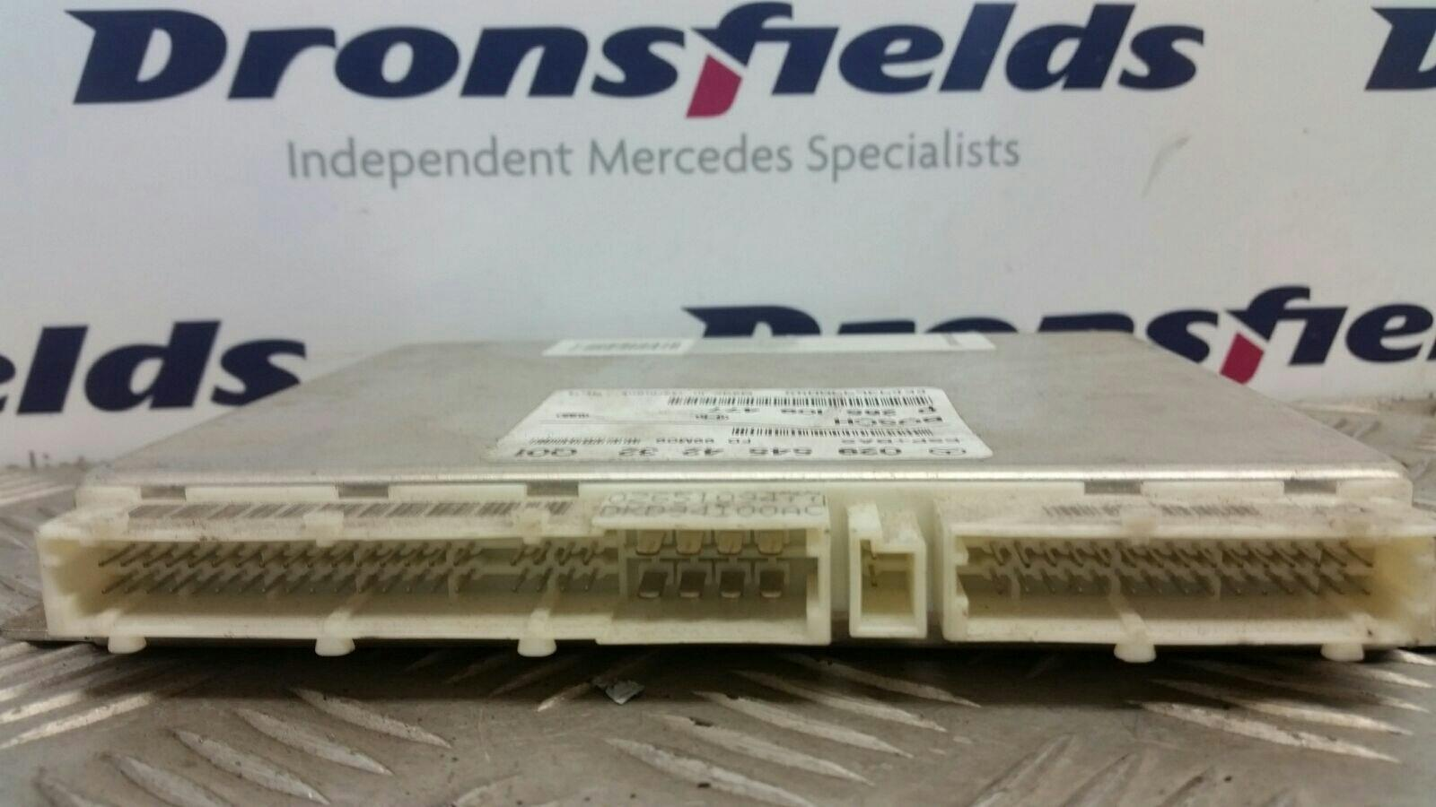 View Auto part Misc. Relay Mercedes A Class 1900