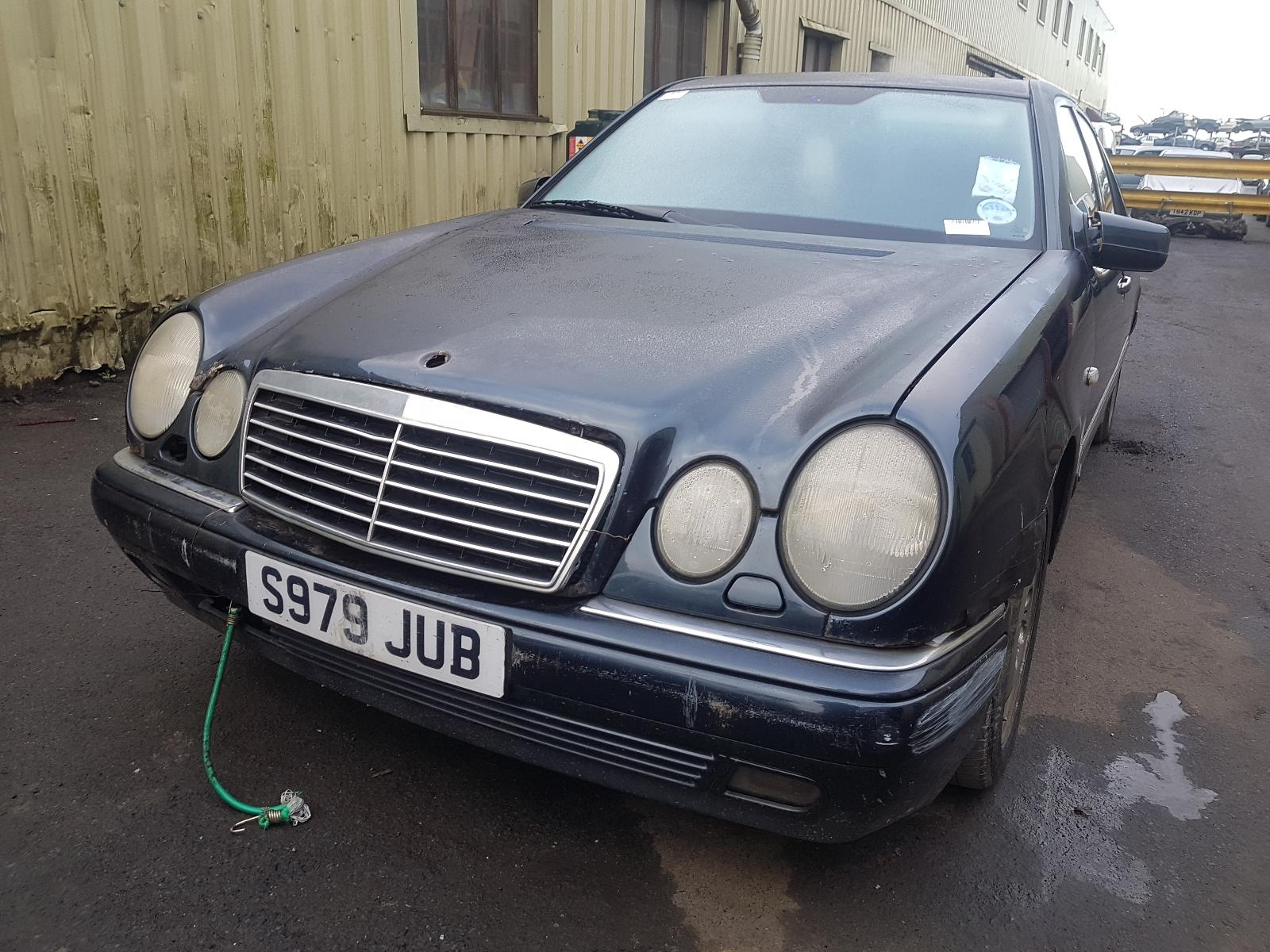 Image for a Mercedes E Class 1998 4 Door Saloon