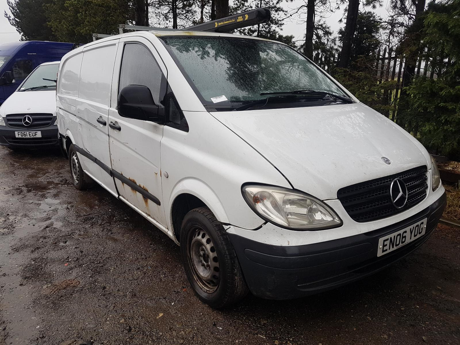 Image for a Mercedes Vito 2006 Unknown Van