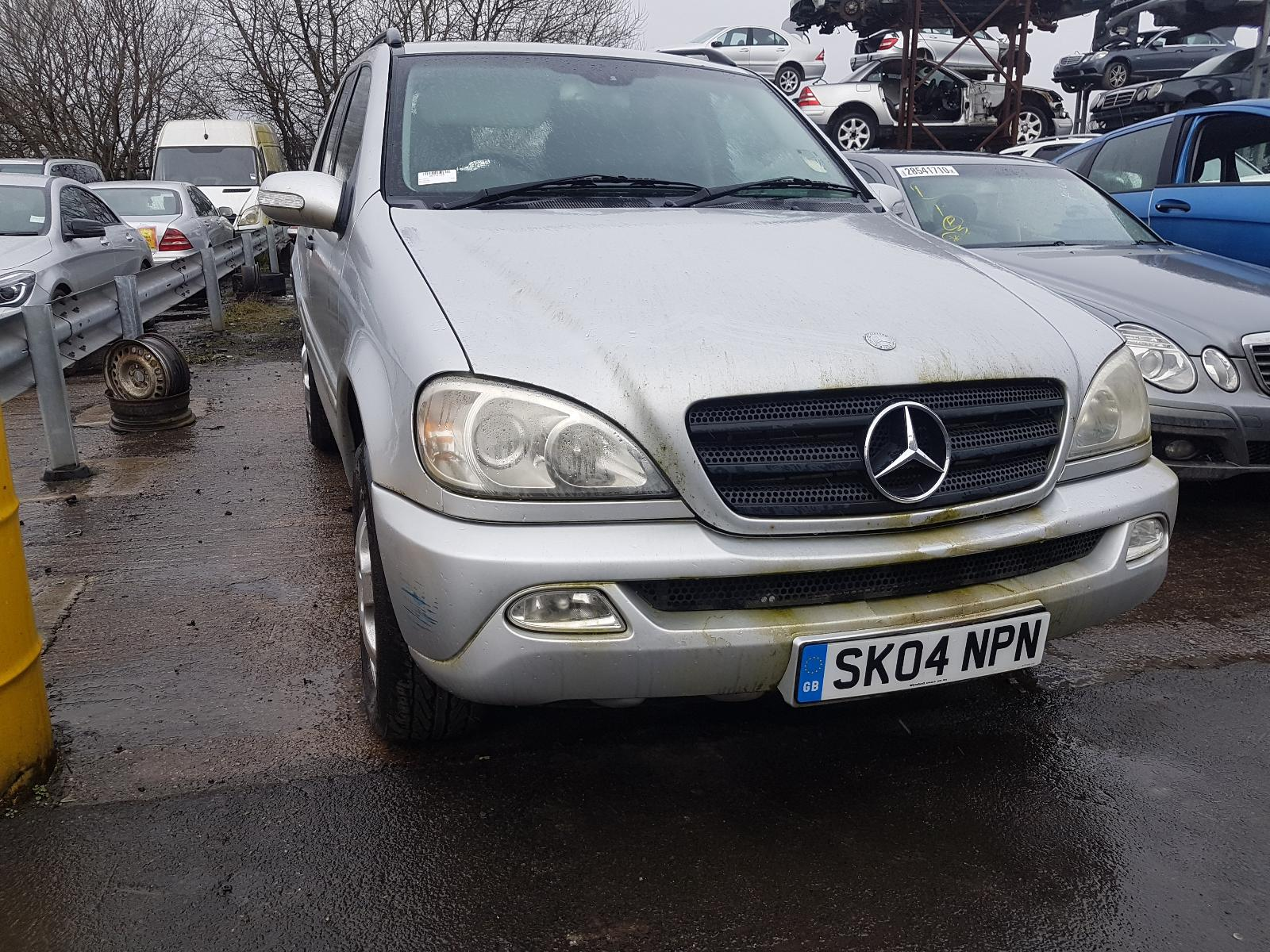 Image for a Mercedes M Class 2004 5 Door Estate