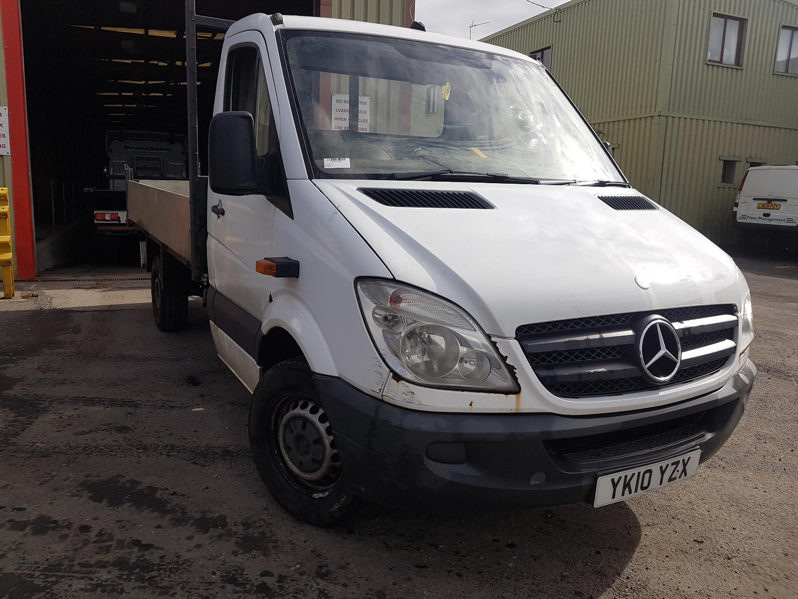 Image for a Mercedes Sprinter 2010 Unknown Unknown