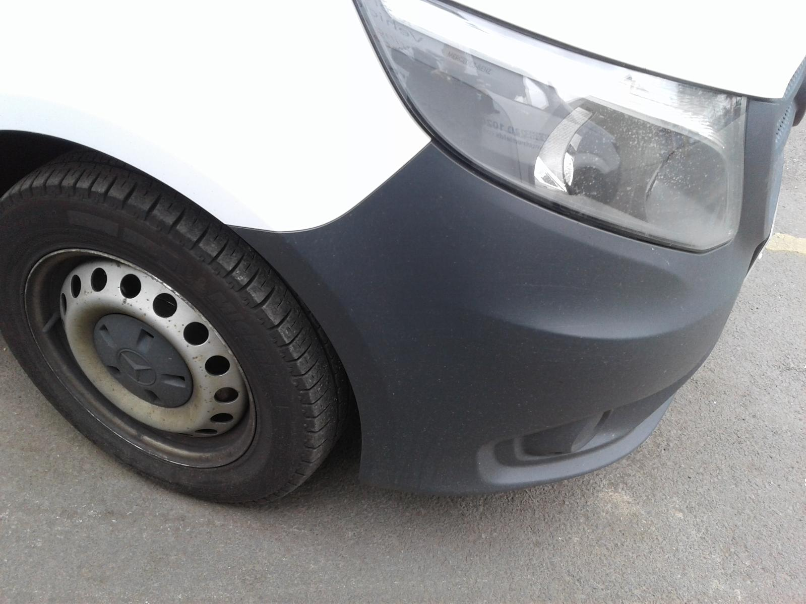 View Auto part LF Strut Mercedes Vito 2015