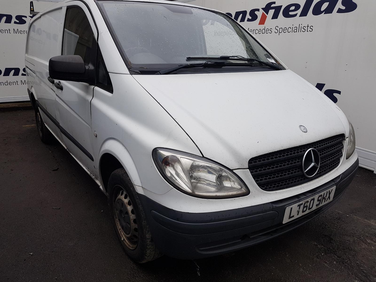 View Auto part Misc Mercedes Vito 2010