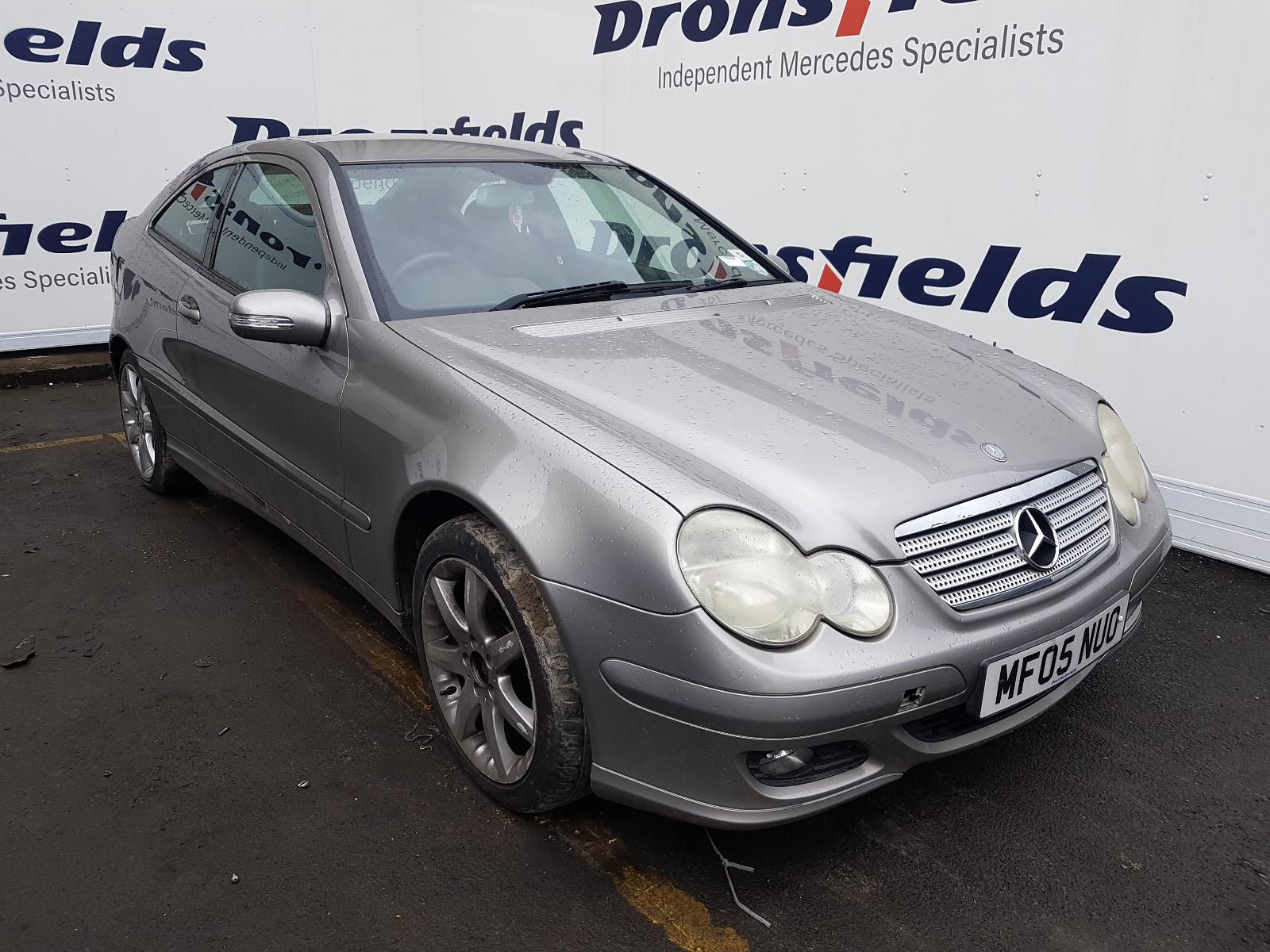 Image for a Mercedes C Class 2005 3 Door Coupe