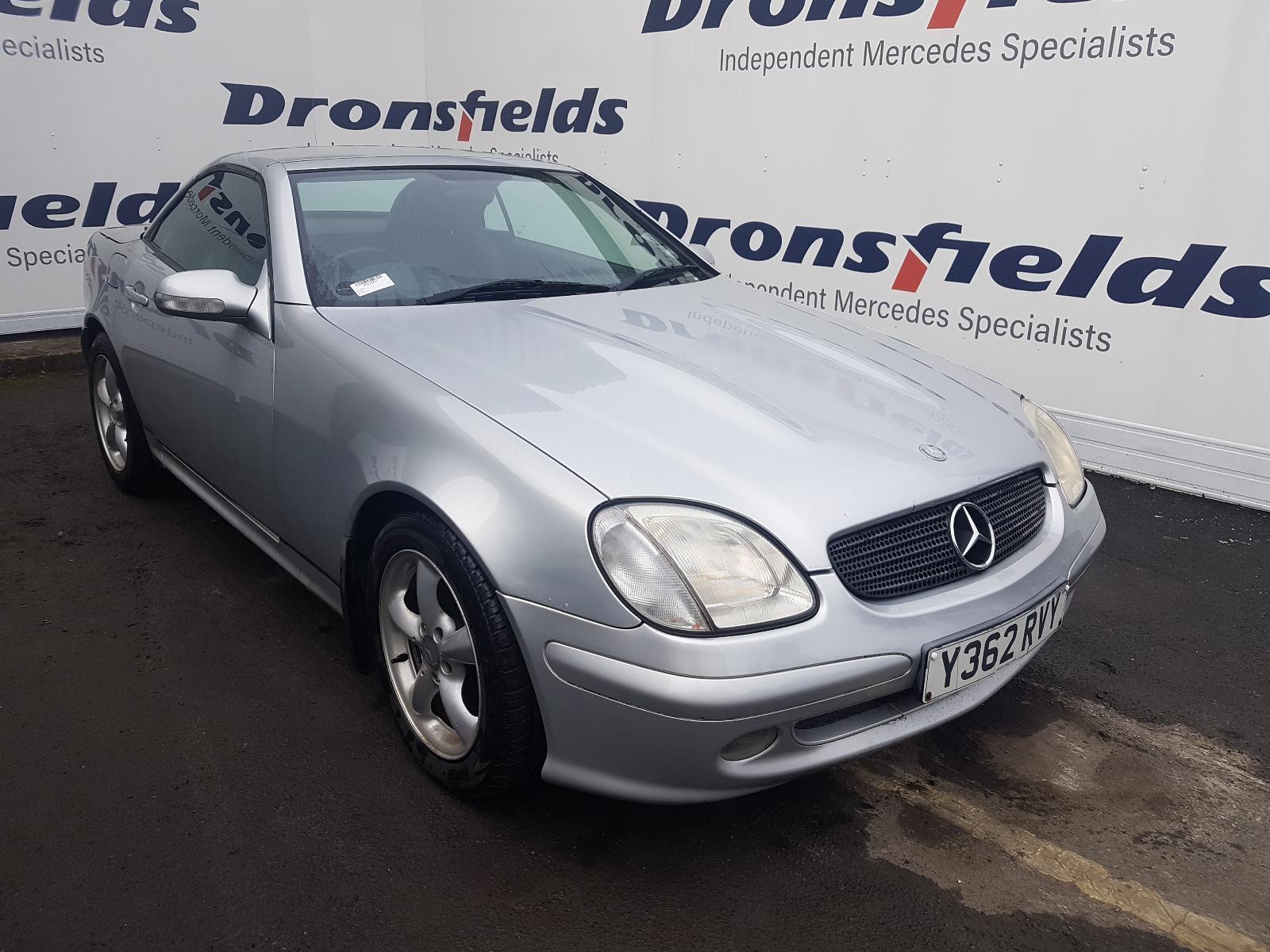 View Auto part Bonnet Latch Mercedes Slk 2001