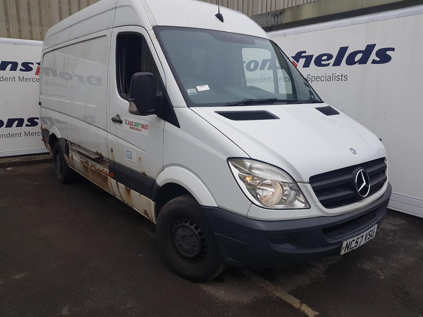 Image for a Mercedes Sprinter 2008 Unknown Van