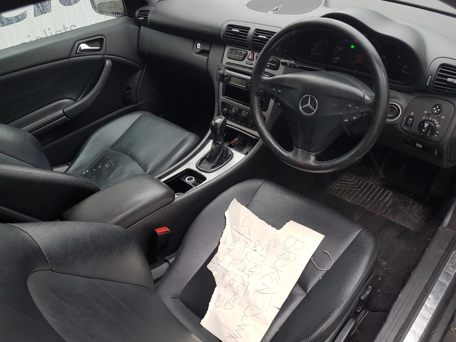 View Auto part LF Lower Control Arm Mercedes C Class 2004