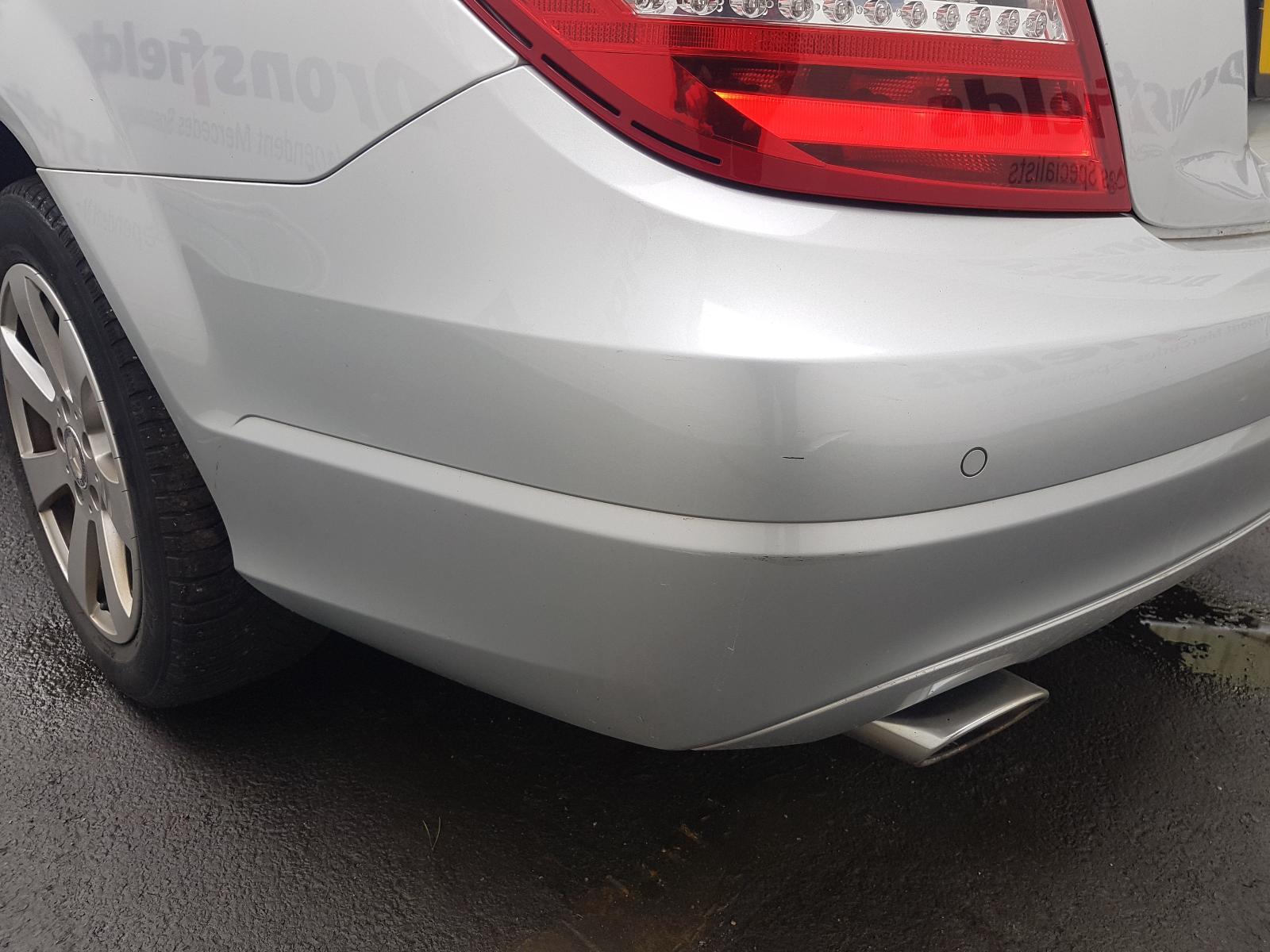 View Auto part Bootlid/Tailgate Mercedes C Class 2011