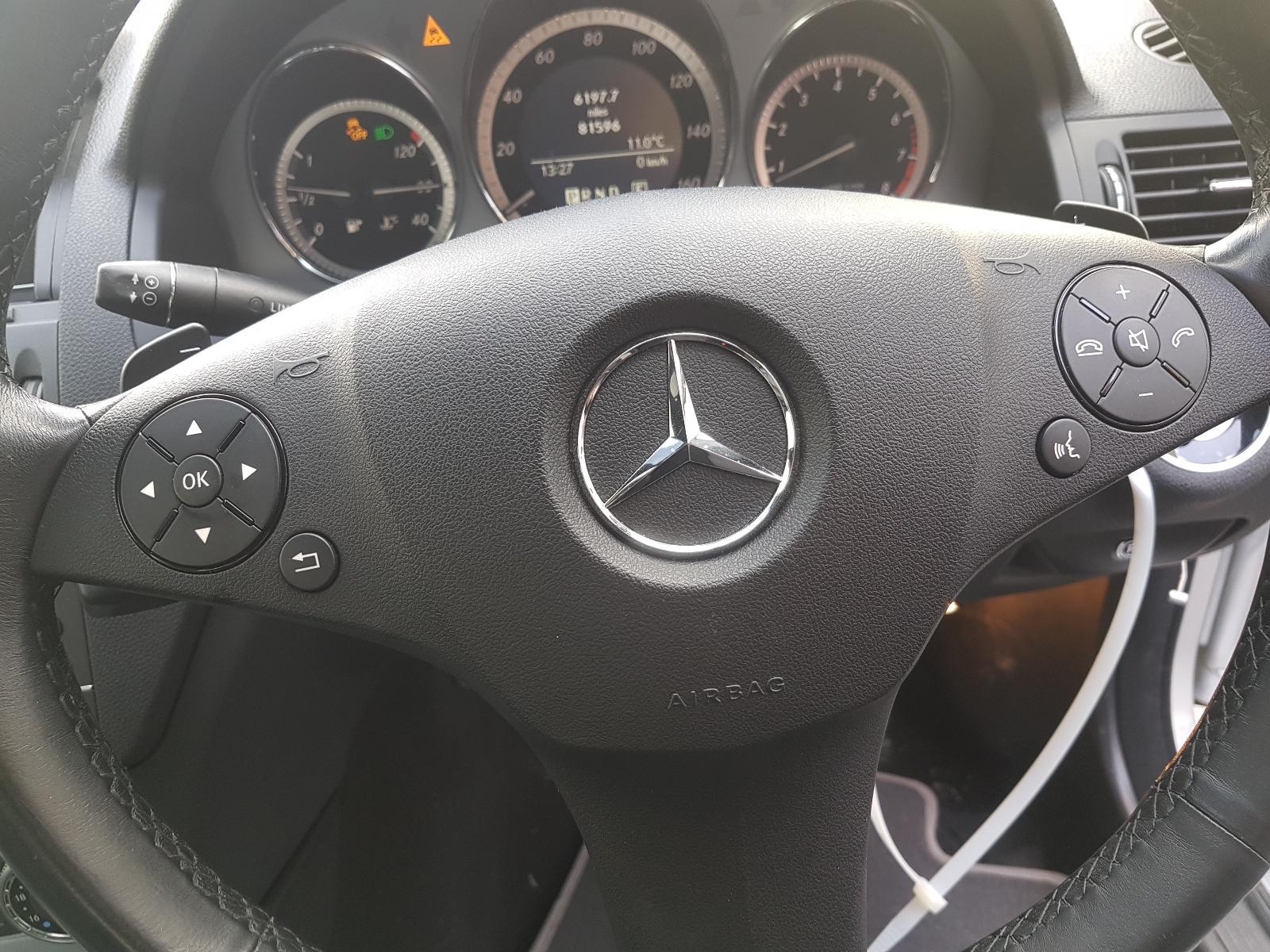 View Auto part Rear Subframe Mercedes C Class 2011