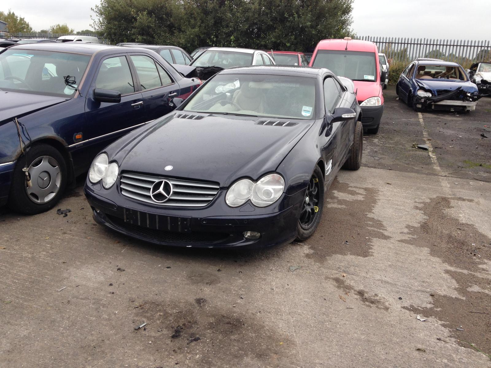 View Auto part Misc Mercedes Sl 2002