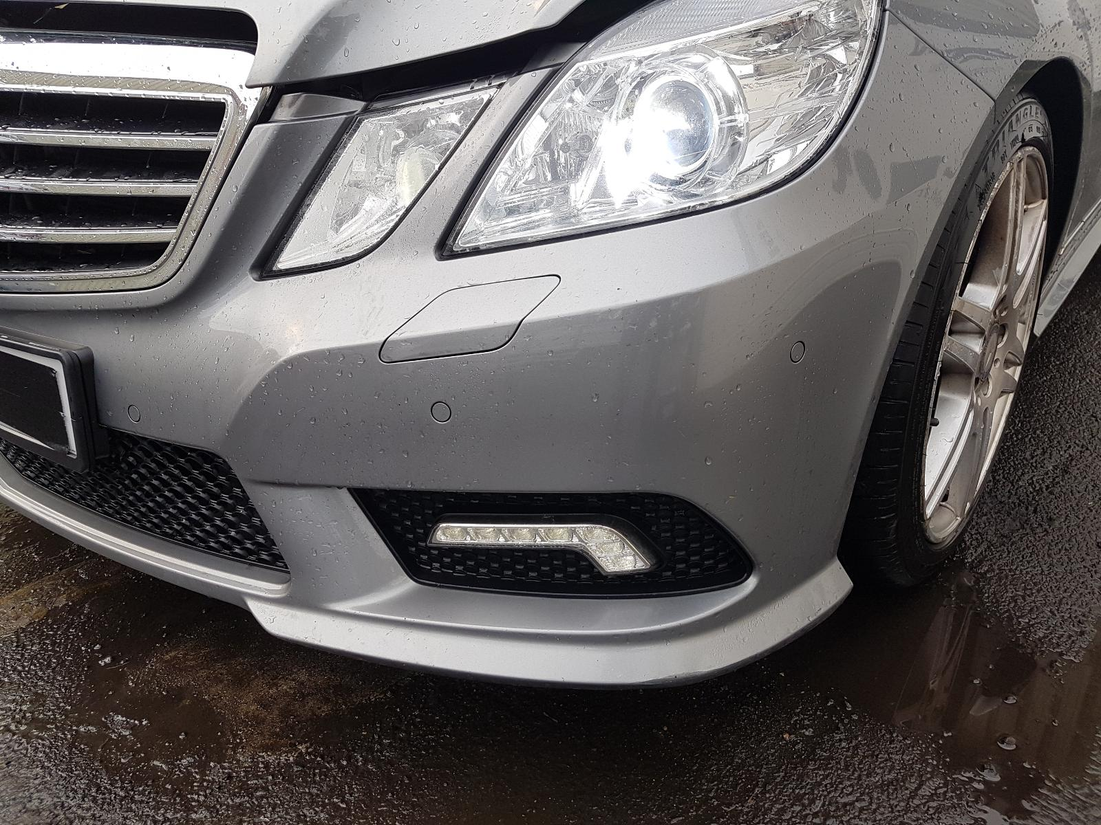 View Auto part DPF Mercedes E Class 2011