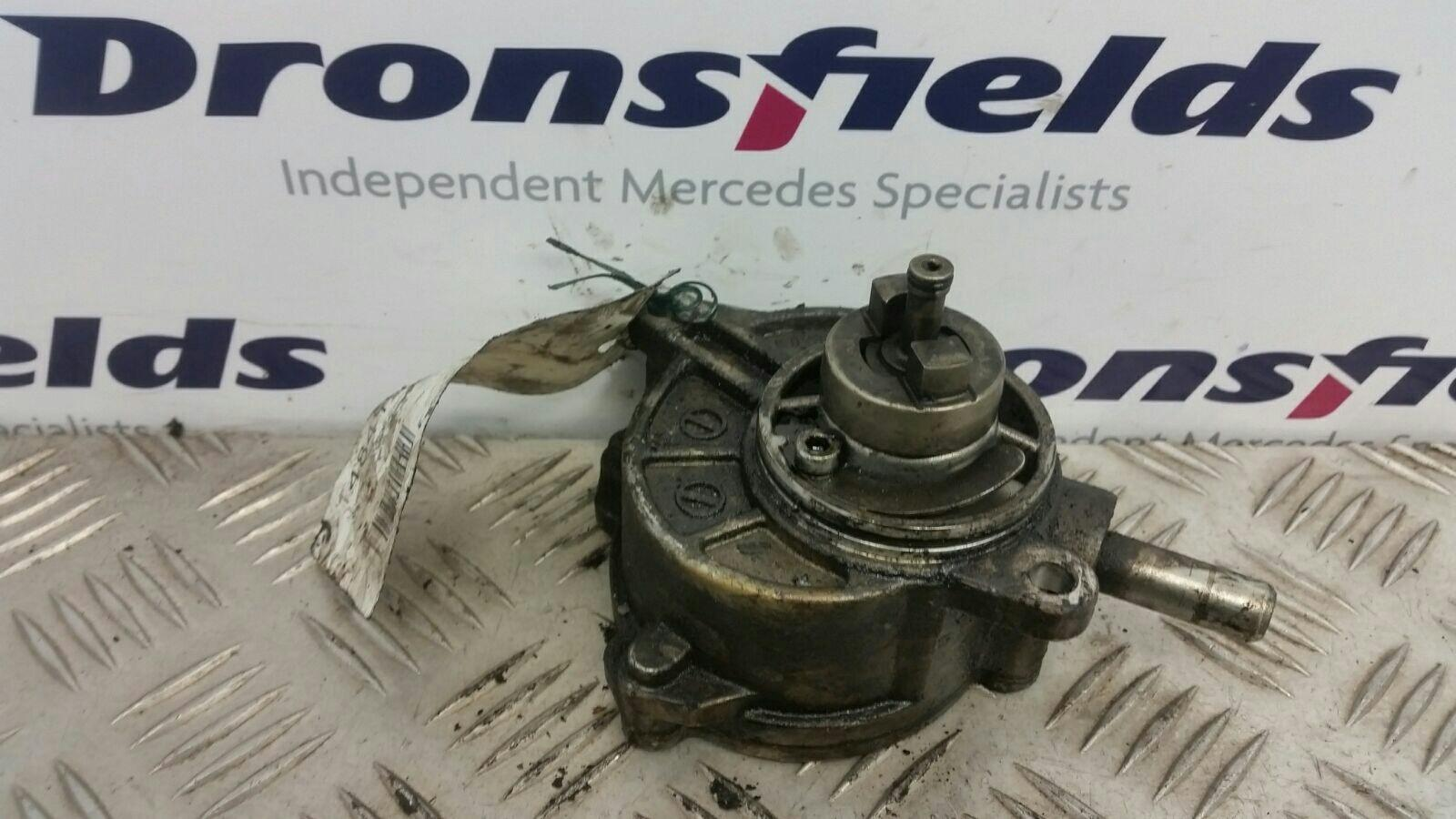 View Auto part Vacuum Pump Mercedes Sprinter 2008