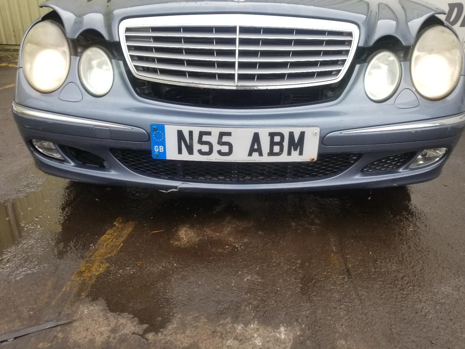 View Auto part Misc Mercedes E Class 2003