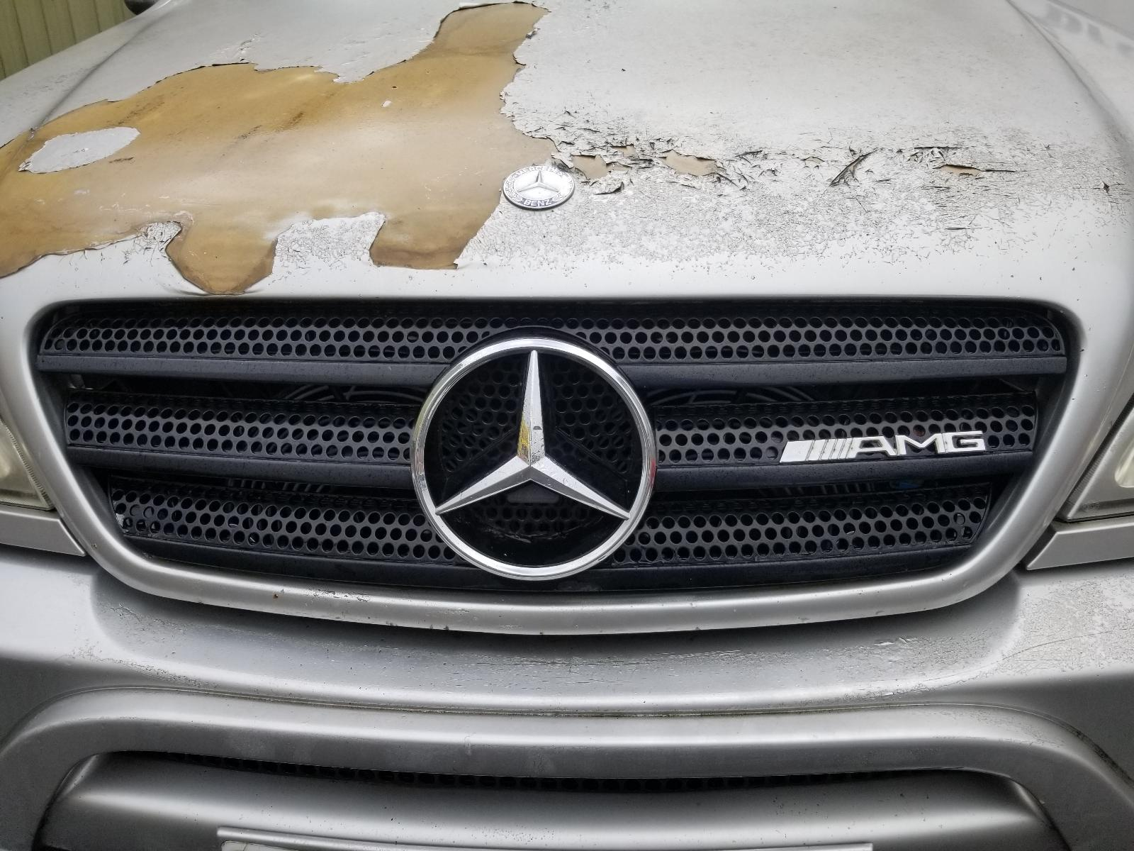 View Auto part Steering Hose Mercedes M Class 2003