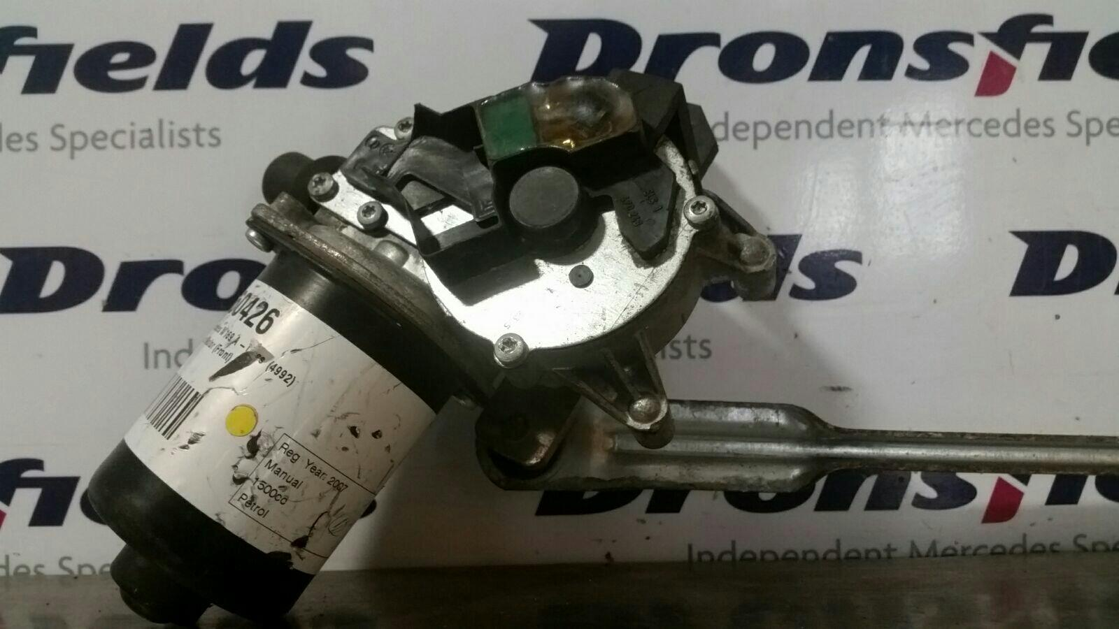 View Auto part Wiper Motor Front Mercedes A Class 2007