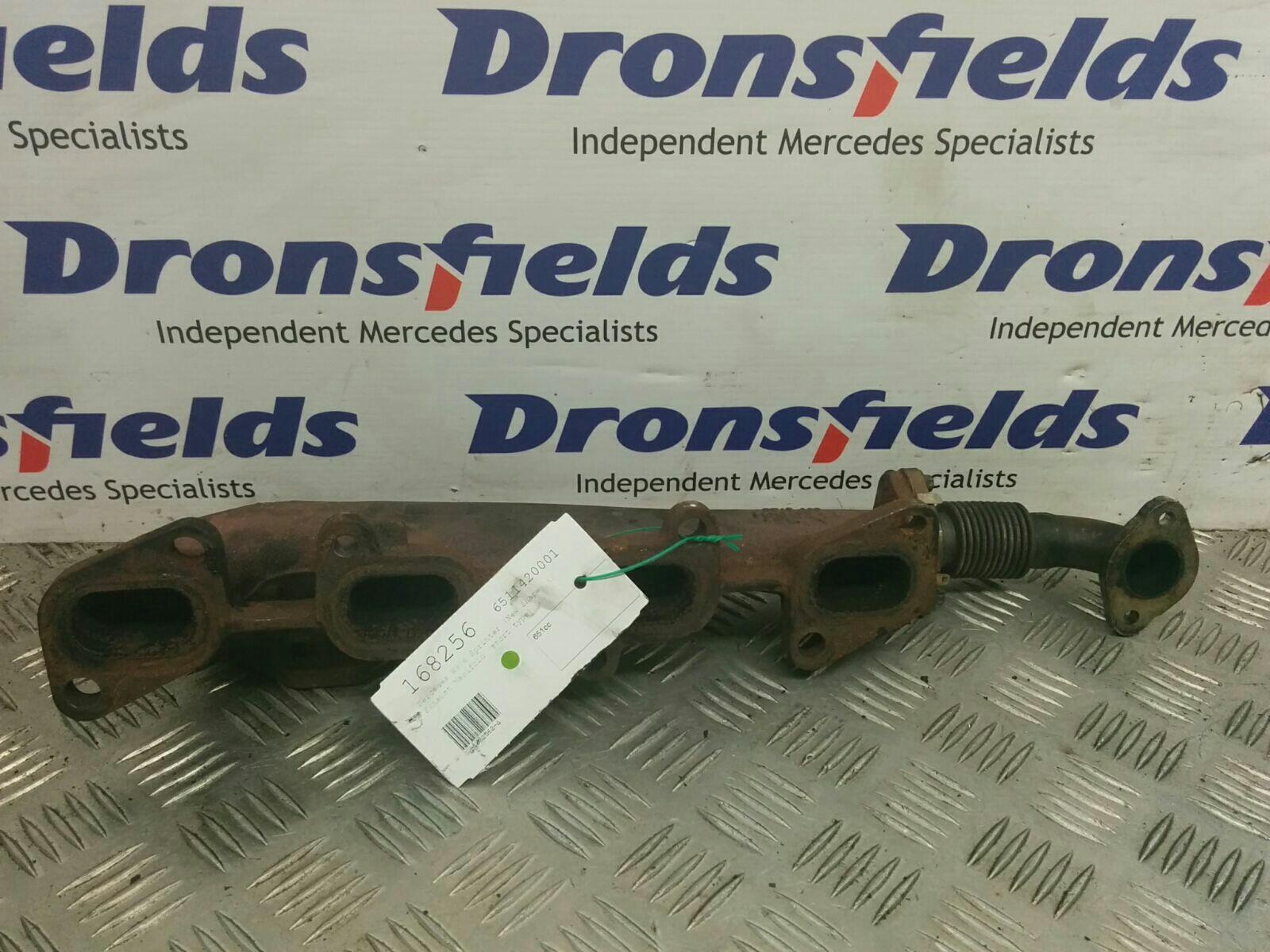 View Auto part Exhaust Manifold Mercedes Sprinter 2012