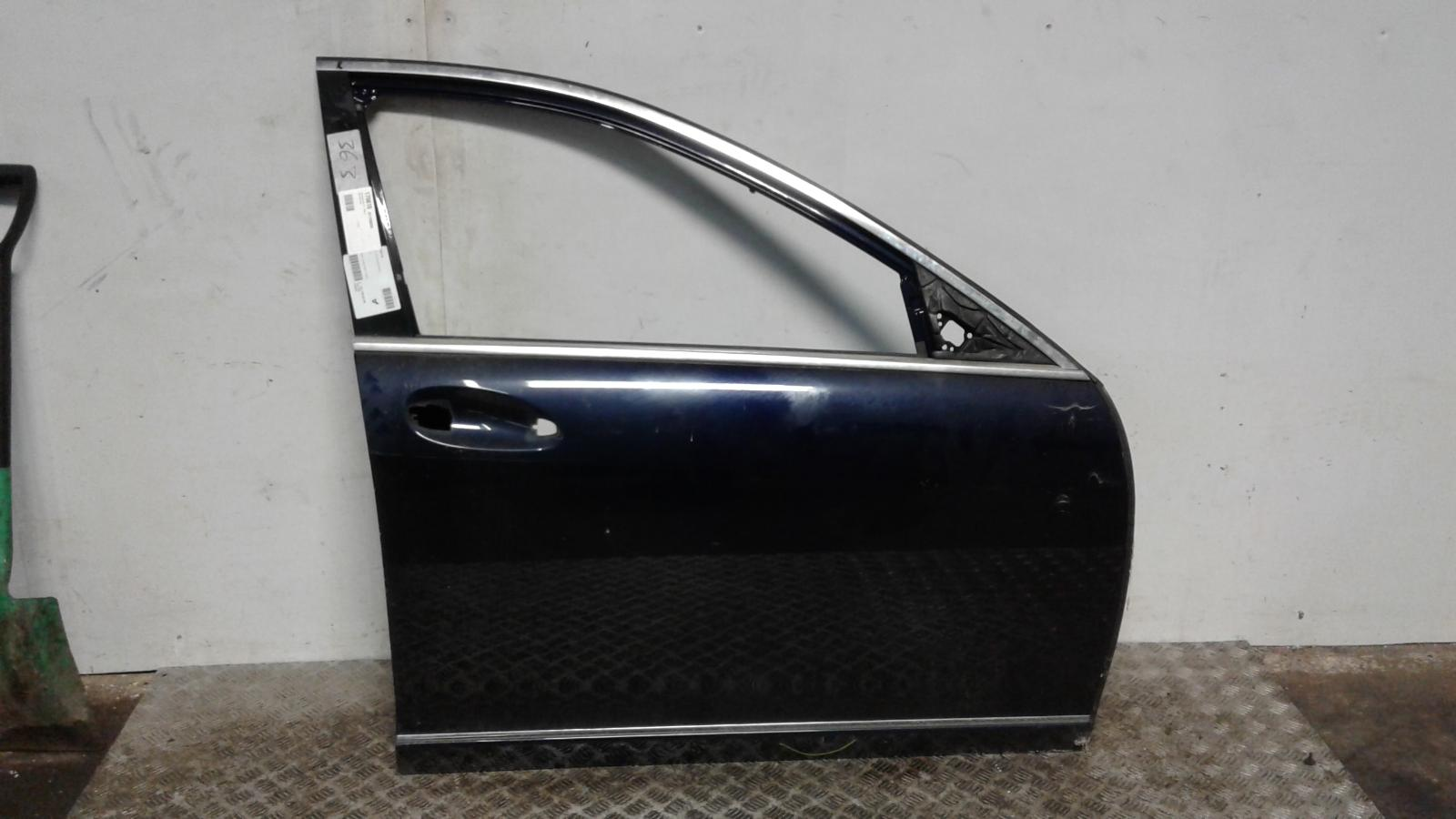 View Auto part R Front Door Mercedes S Class 2008