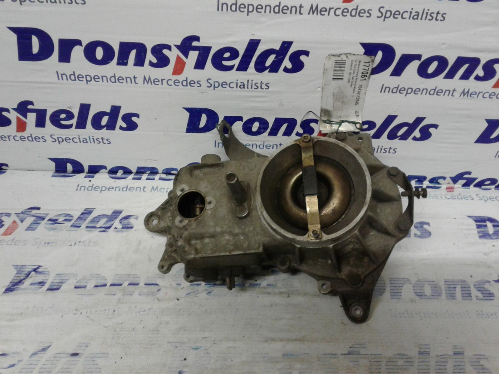 View Auto part Misc Fuel Injection Part Mercedes E Class 1990