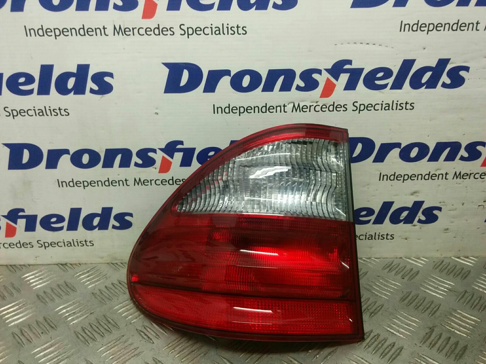 View Auto part L Taillight Mercedes E Class 1900