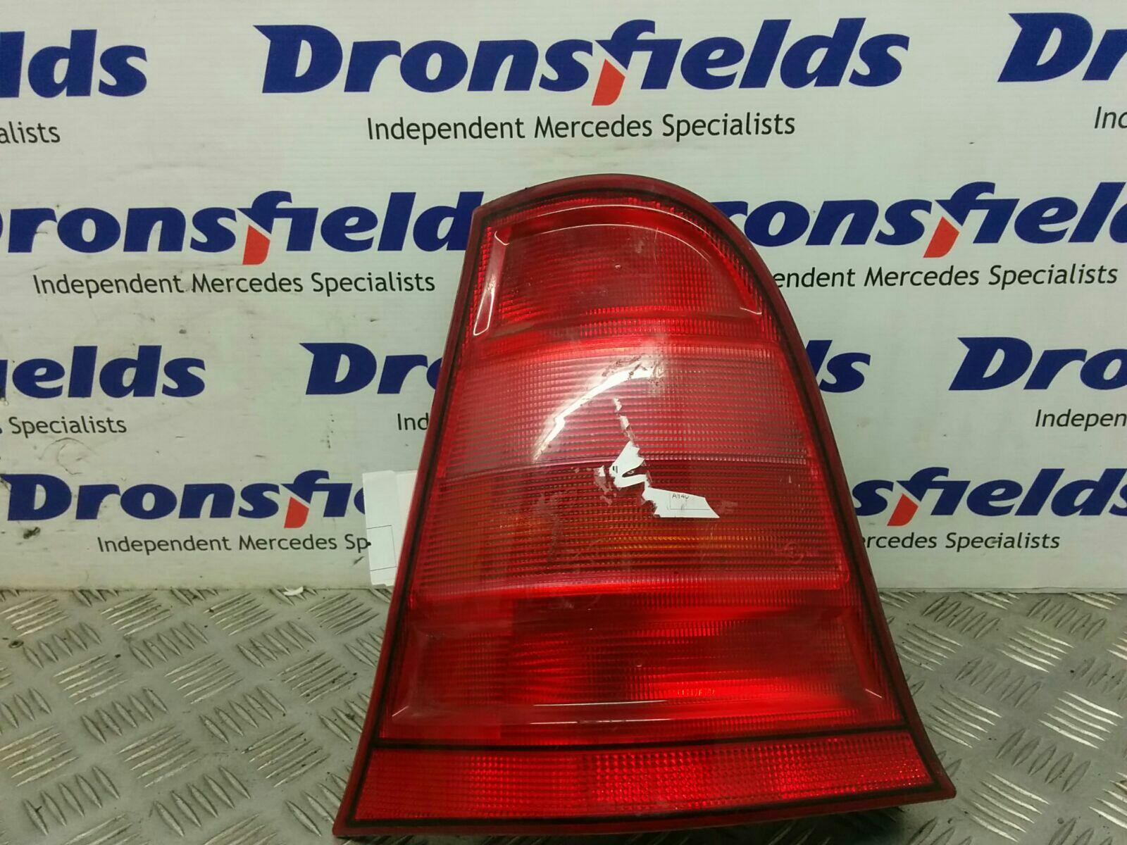 View Auto part L Taillight Mercedes A Class 1900