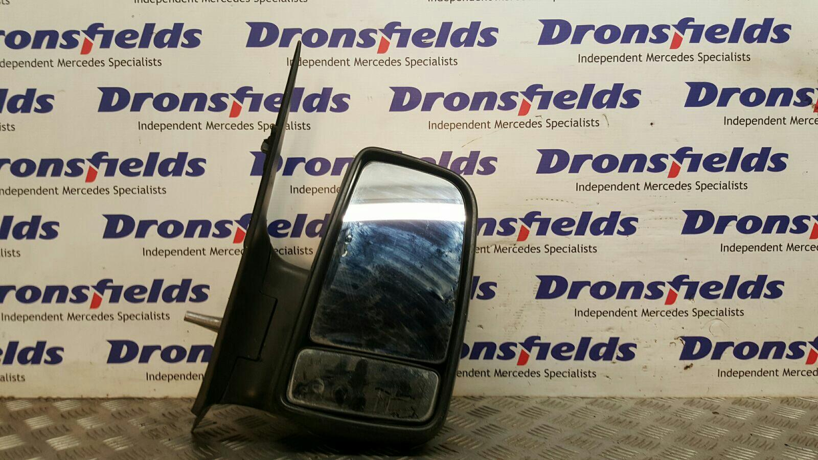 View Auto part R Door Mirror Mercedes Sprinter 2012