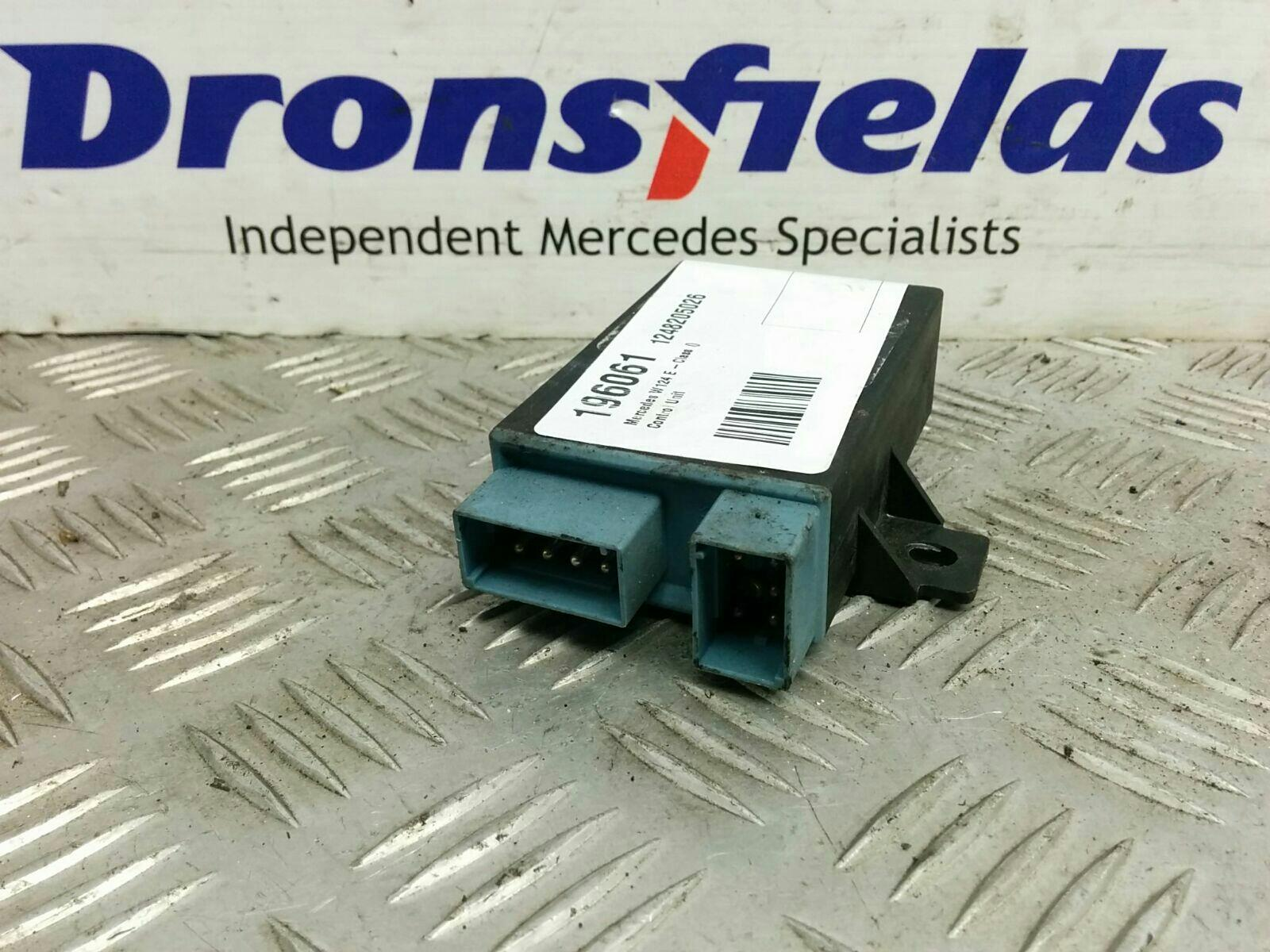 View Auto part Misc. Relay Mercedes E Class 1992
