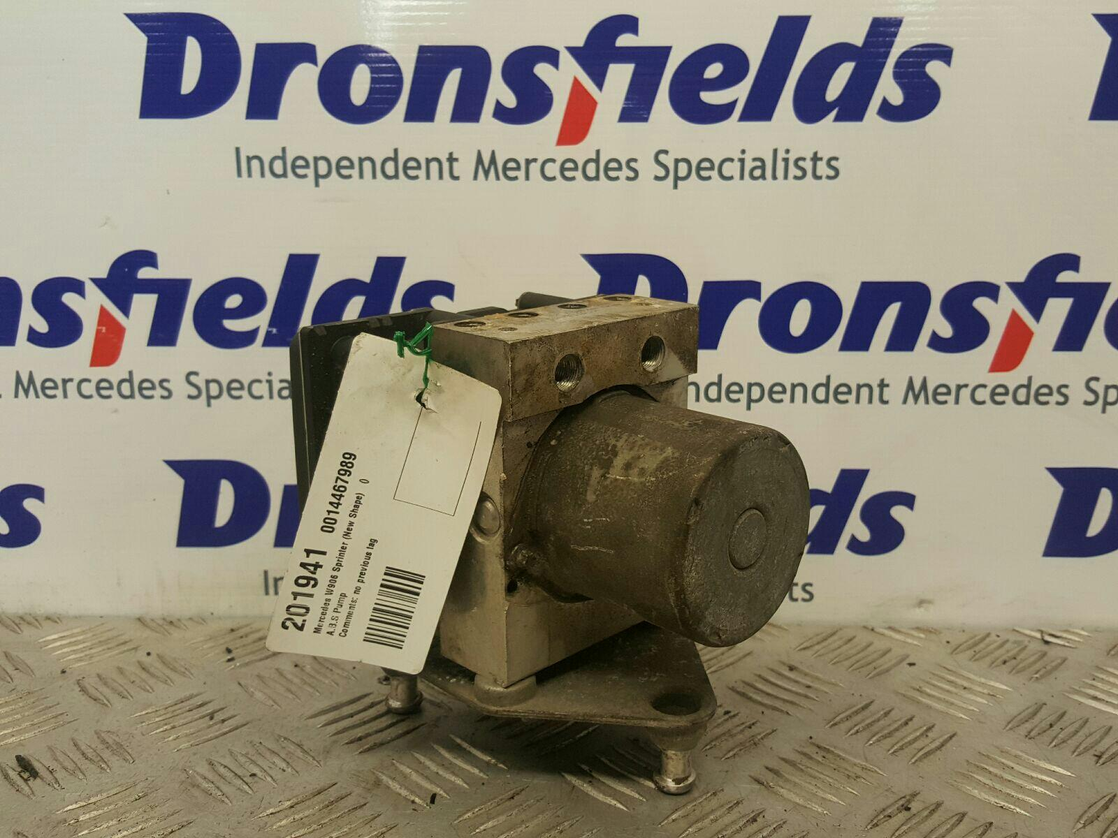 View Auto part ABS Pump/Modulator Mercedes Sprinter 1900