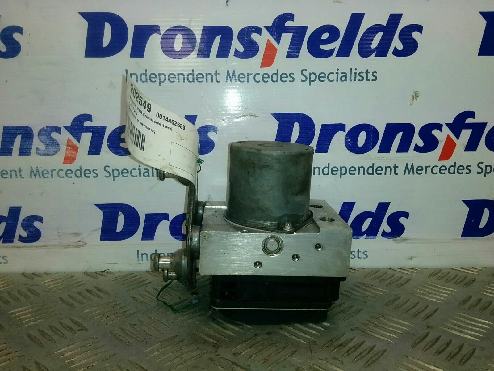 View Auto part ABS Pump/Modulator Mercedes Sprinter 2008