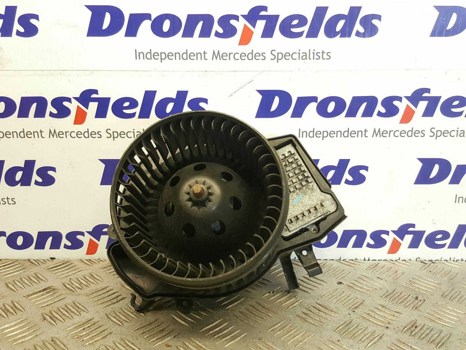 View Auto part Heater Motor/Assembly Mercedes C Class 2004