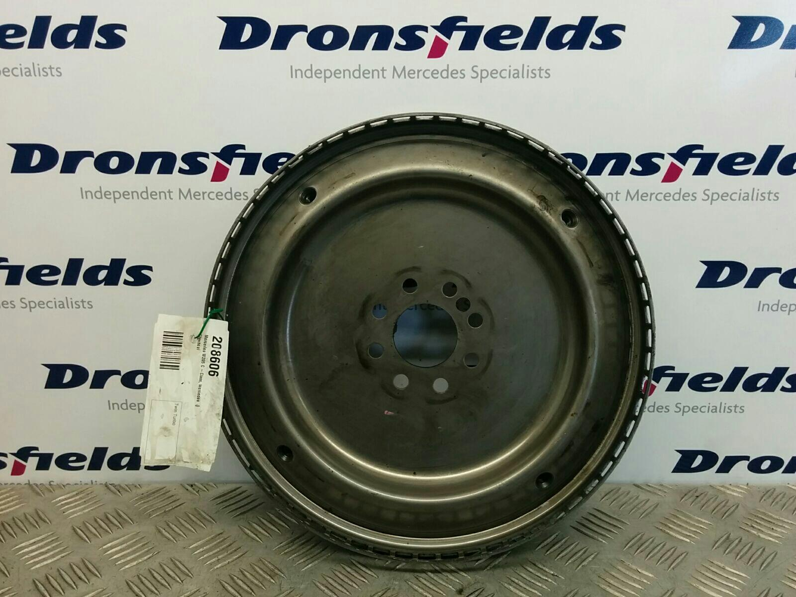View Auto part Flywheel Flexplate Mercedes C Class 2015