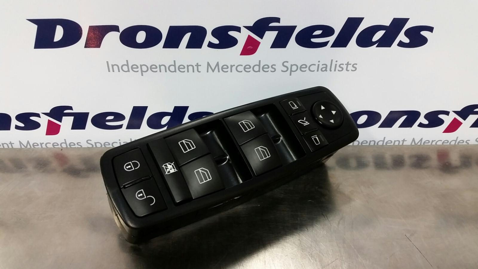 View Auto part Elect. Window Switch Mercedes A Class 2007