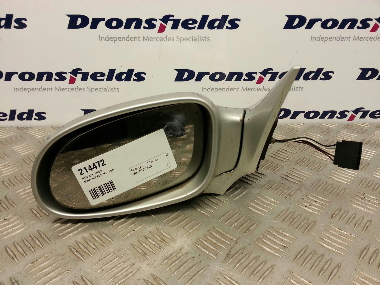 View Auto part L Door Mirror Mercedes Slk 2000