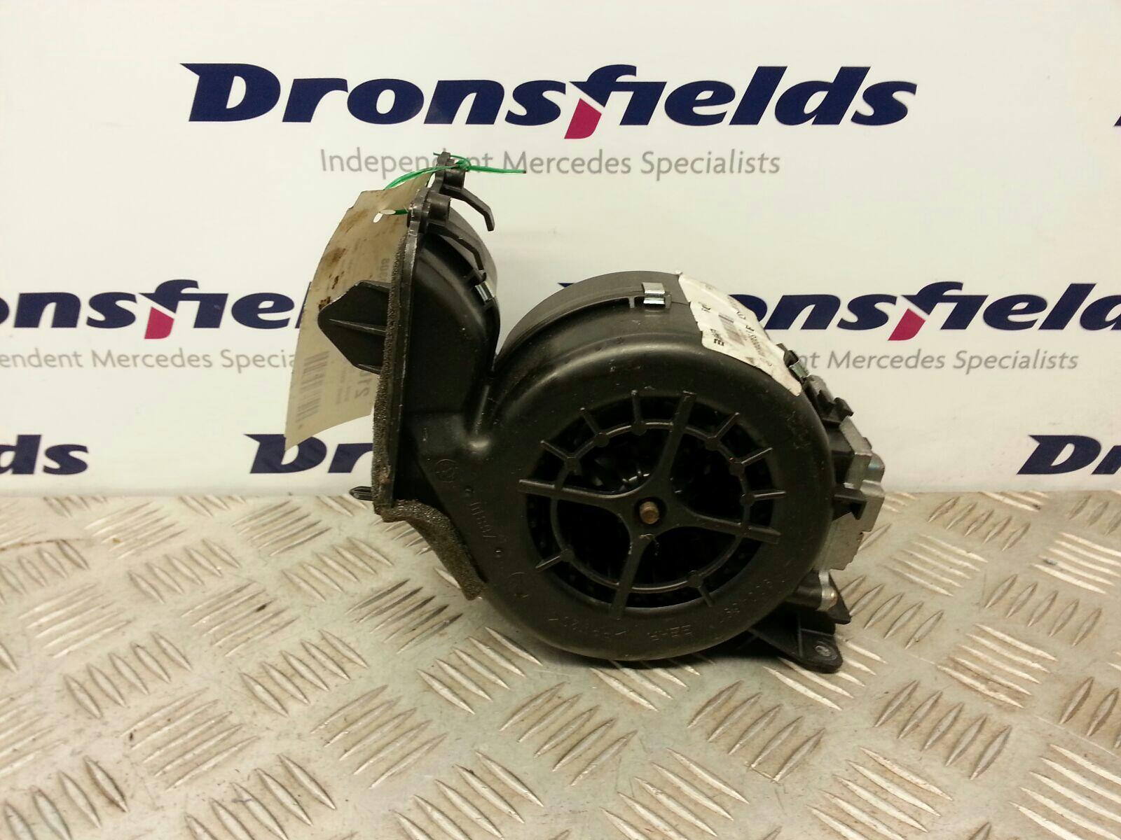 View Auto part Heater Motor/Assembly Mercedes C Class 2001