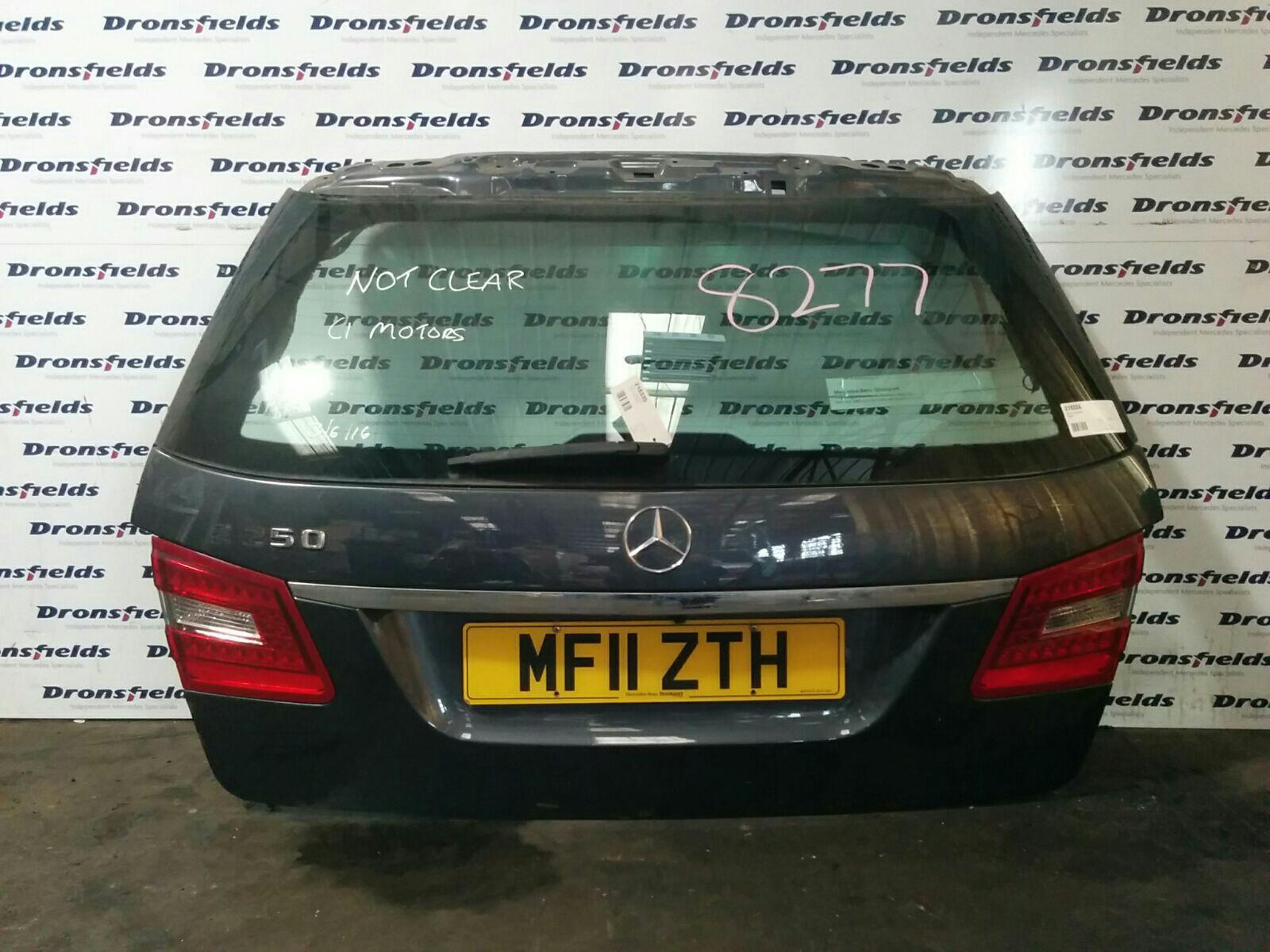 View Auto part Bootlid/Tailgate Unknown Unknown 2011