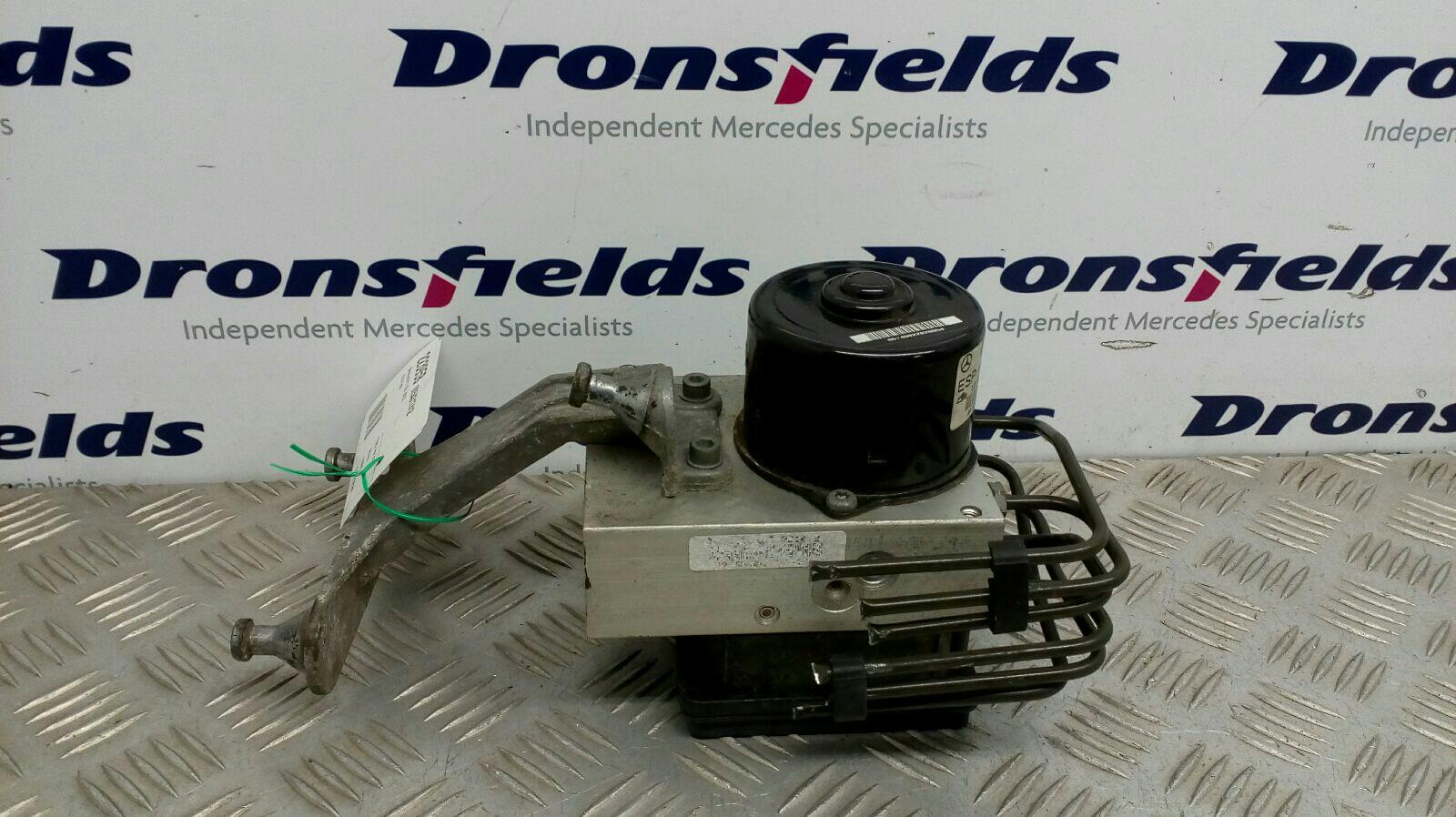 View Auto part ABS Pump/Modulator Mercedes Slk 2005