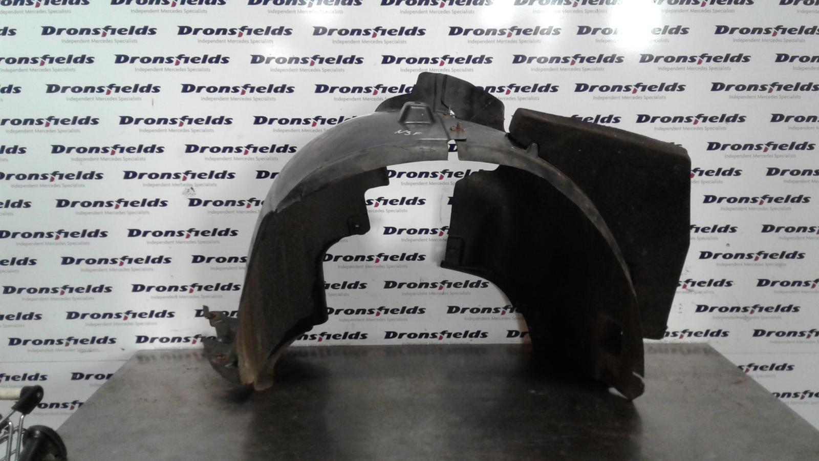 View Auto part Inner Wing/Liner Mercedes M Class 2007