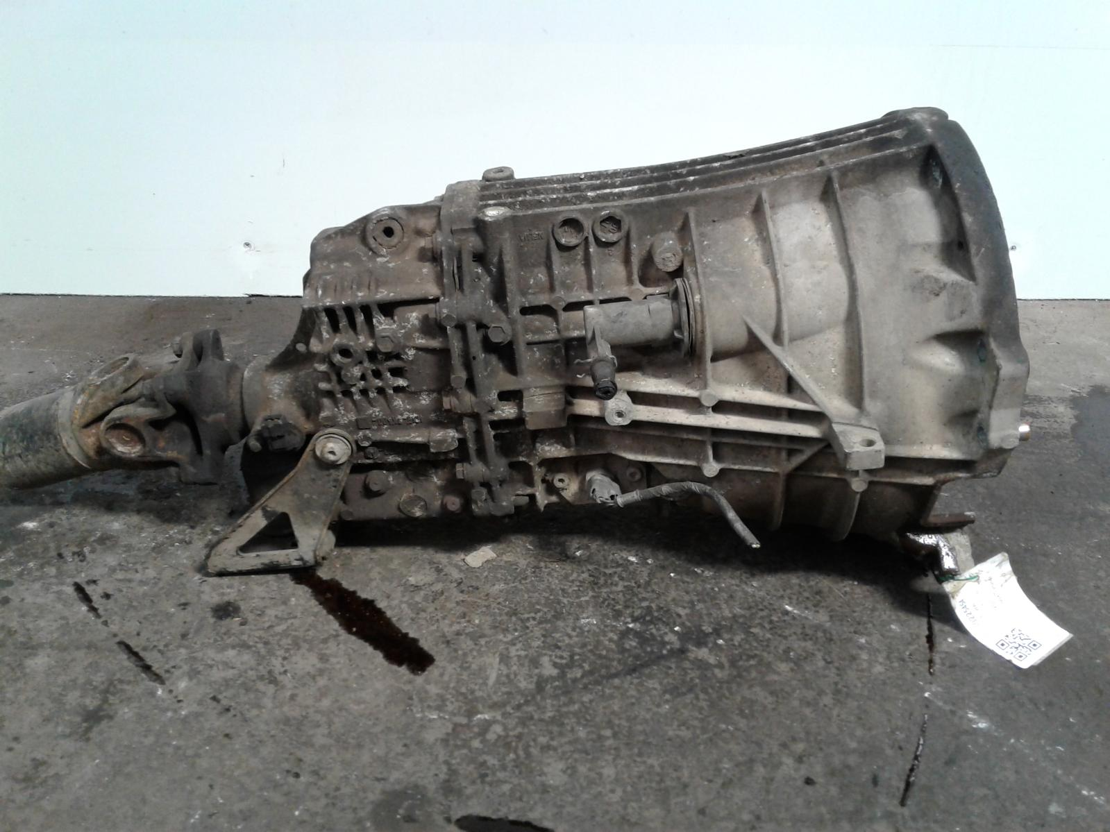 View Auto part Gearbox Ford Transit 2005
