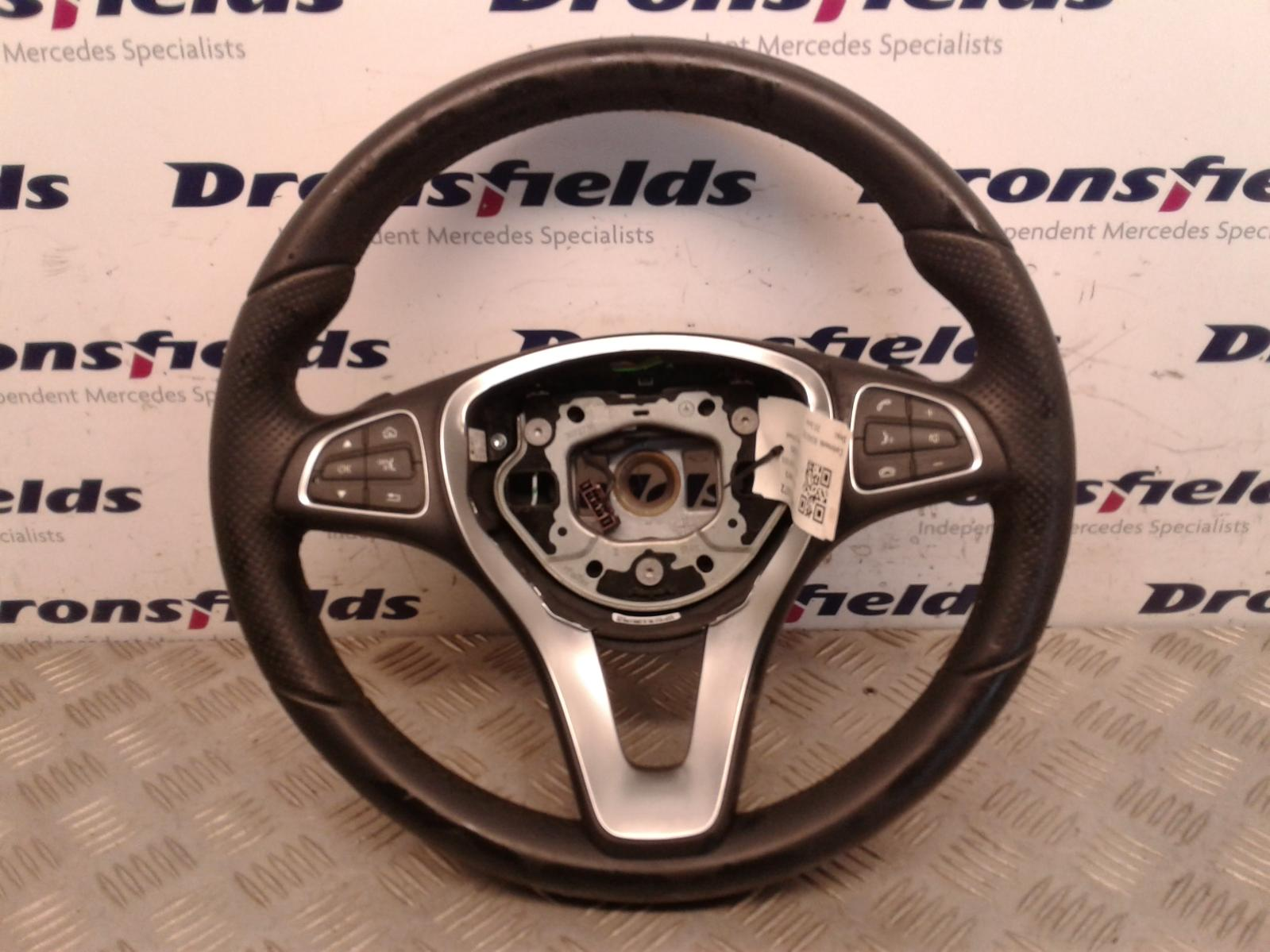View Auto part Steering Wheel Mercedes C Class 2015
