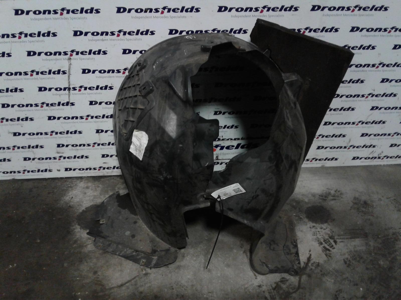 View Auto part Inner Wing/Liner Mercedes R Class 2012