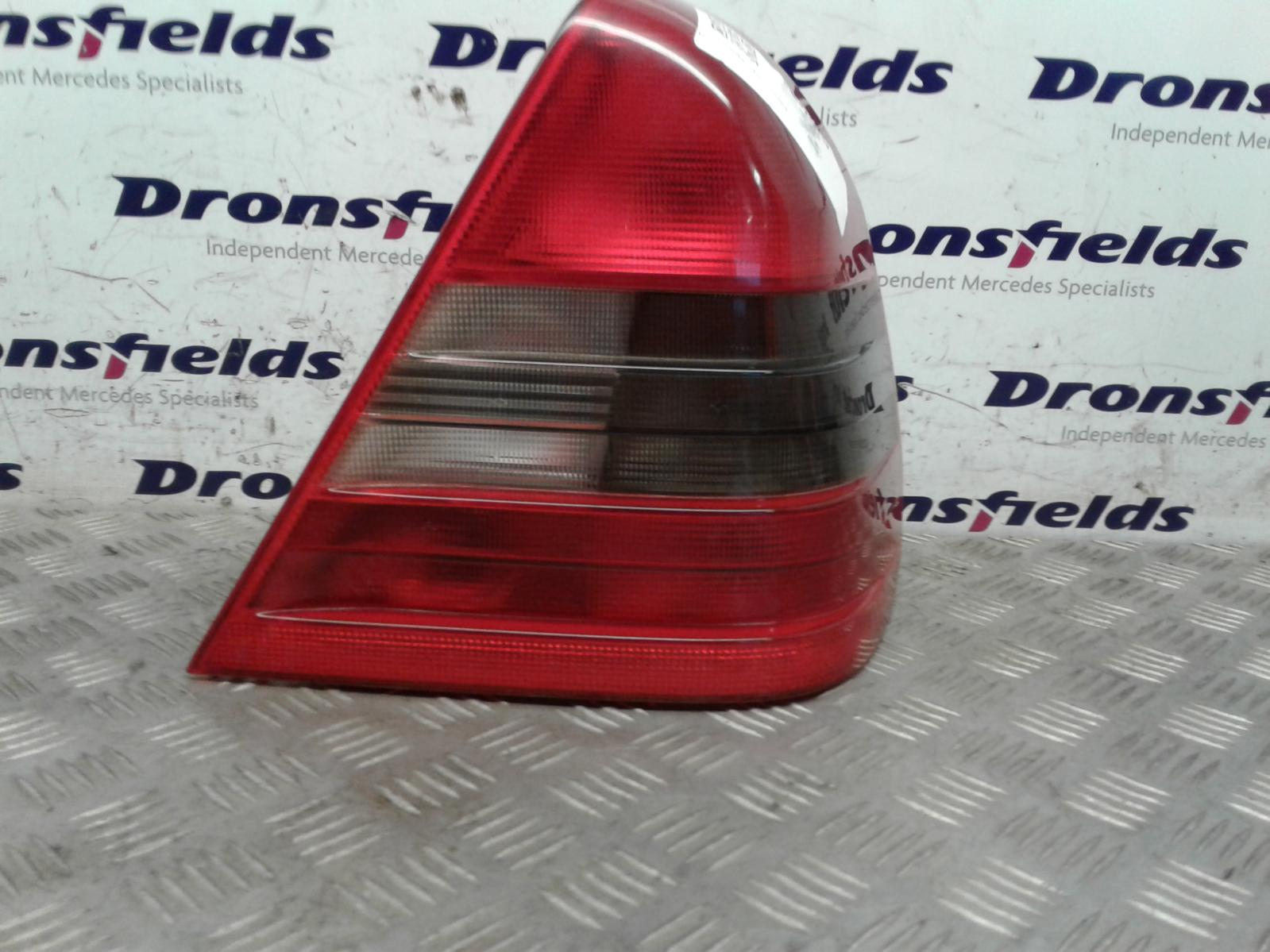 View Auto part R Taillight Mercedes C Class 1999