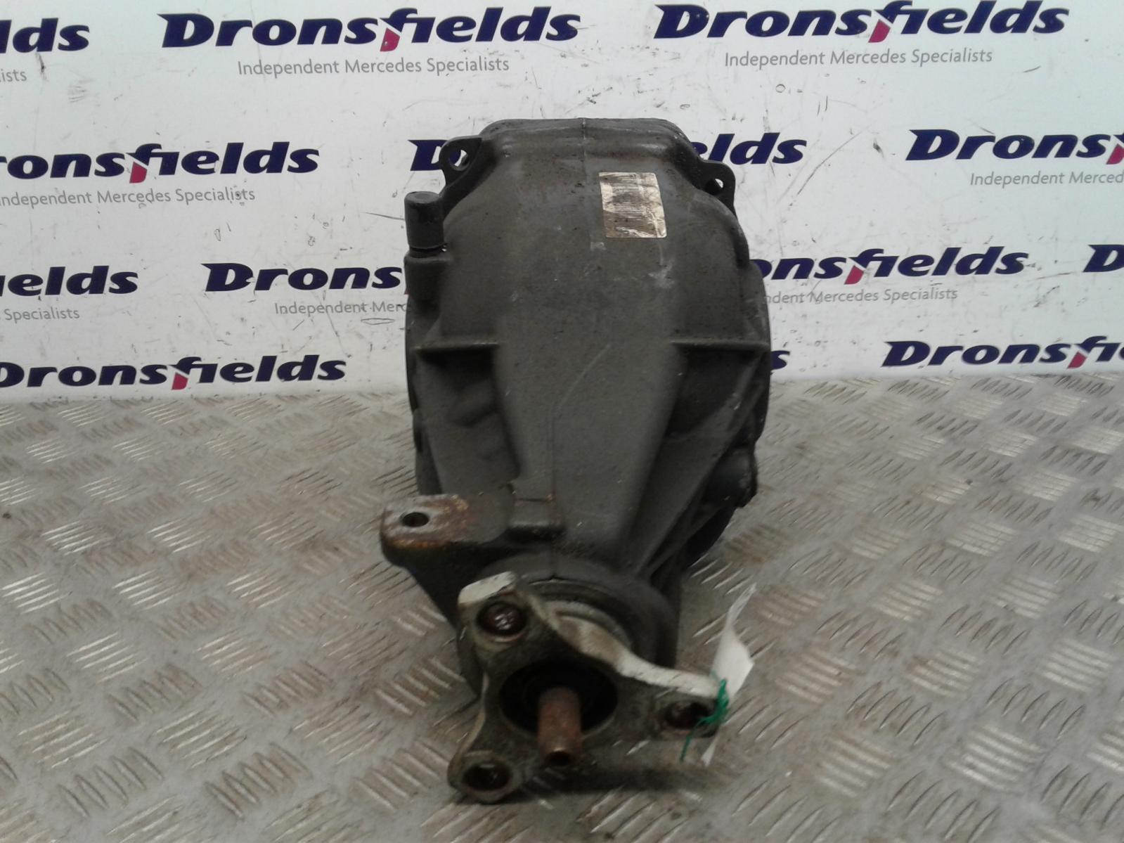 View Auto part Differential Assembly Mercedes Slk 2012