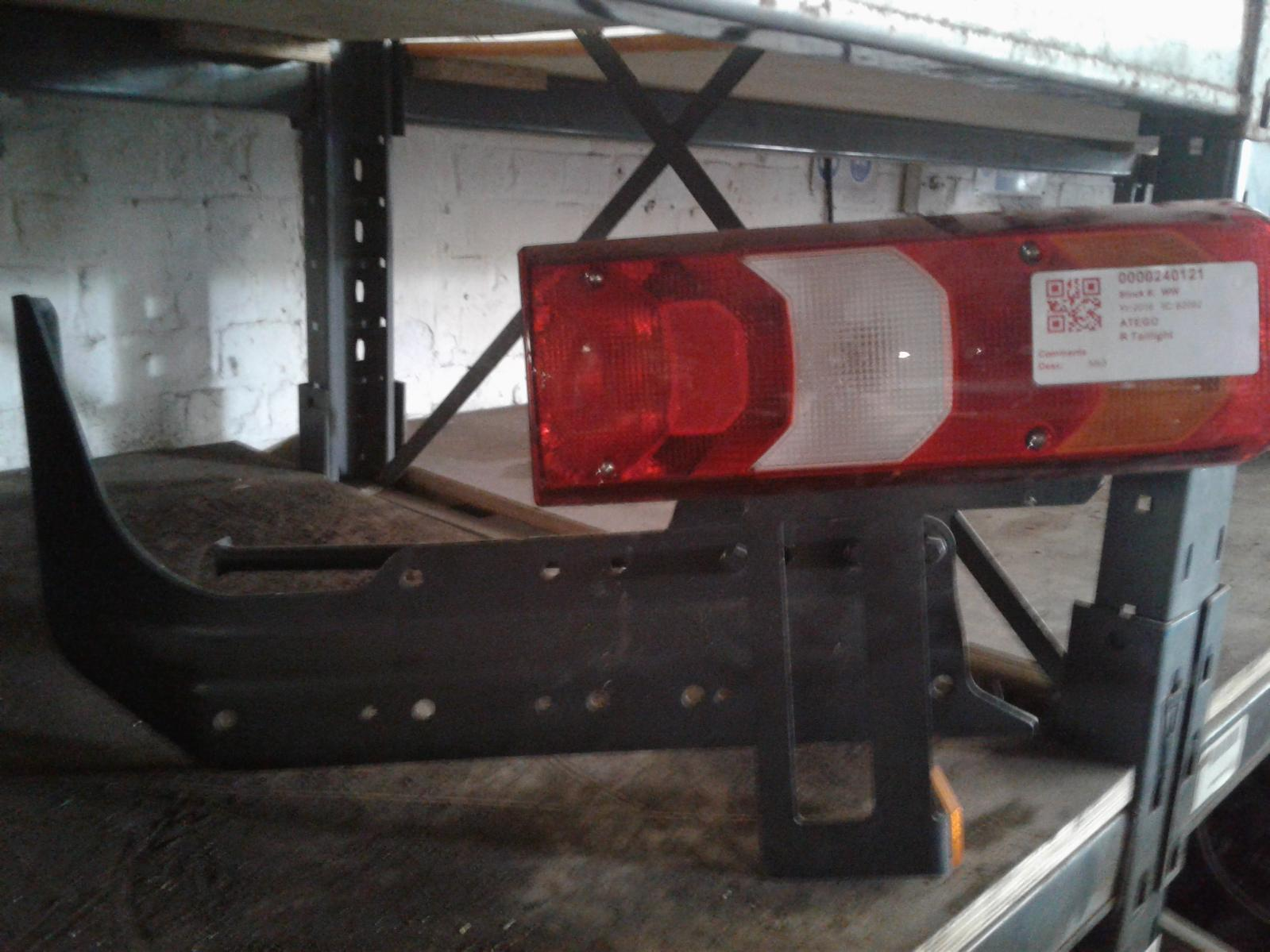 View Auto part R Taillight Mercedes Atego 2016
