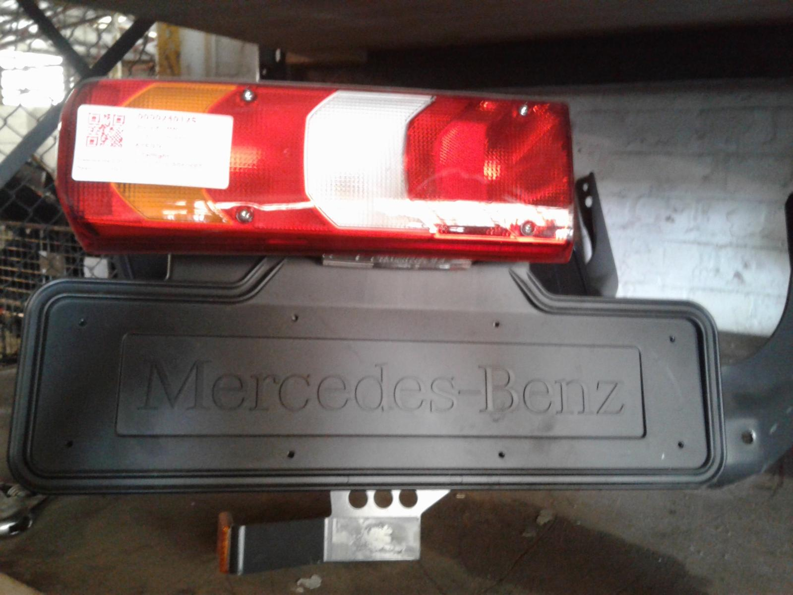 View Auto part L Taillight Mercedes Atego 2016