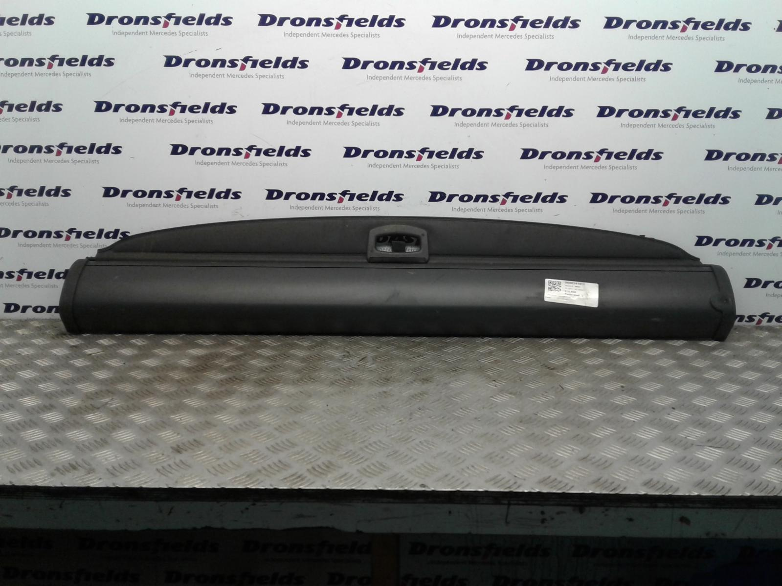 View Auto part Parcel Shelf Mercedes E Class 2007
